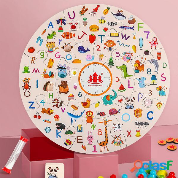 Kids Memory Matching Board Card Game Kit Rompecabezas de