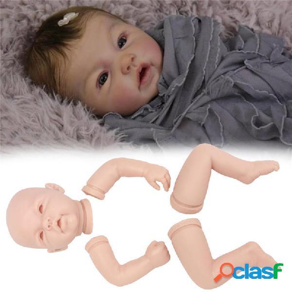 "Kit de muñeca Reborn sin pintar de 22 ""Soft Juguete de"