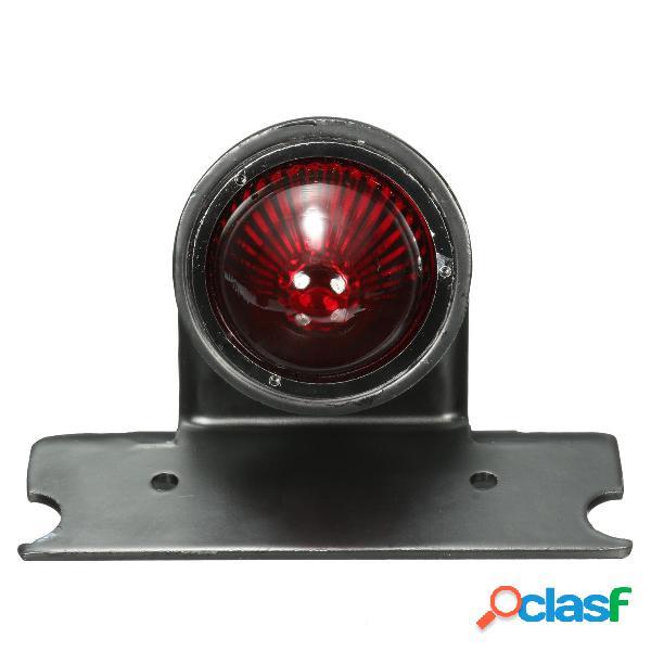 Lámpara de luz de freno de parada trasera de motocicleta