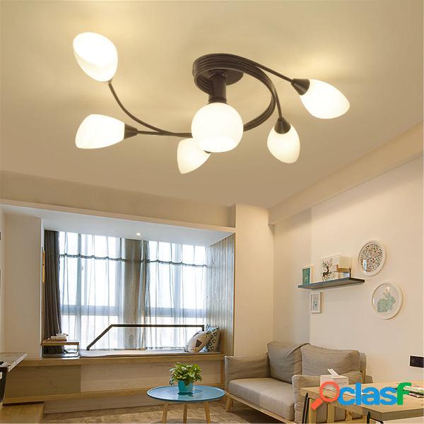 Lámpara de techo moderna Casa Dormitorio Colgante