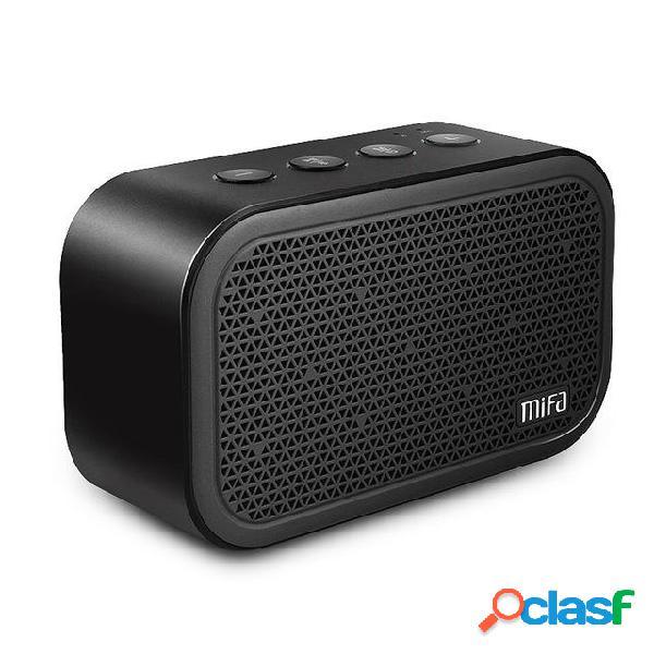MIFA M1 Stereo Mini al aire libre Bluetooth Altavoz con