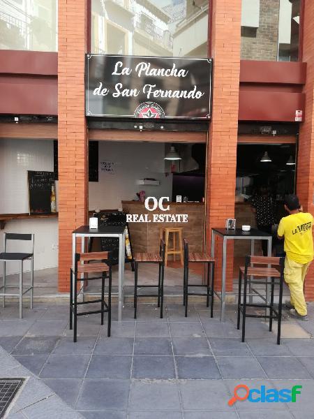 Magnífico local comercial en Cartagena
