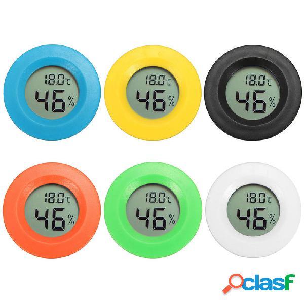Mini Digital LCD Medidor de Humedad de Temperatura