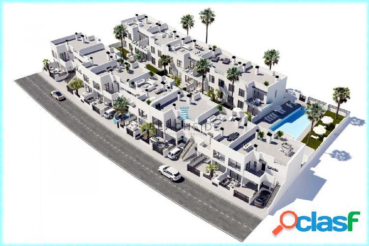 Modernos apartamentos en Santiago de la Ribera