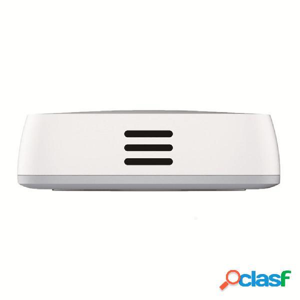 Moeshouse Smart Home Zig bee WiFi Temperatura Humedad Sensor