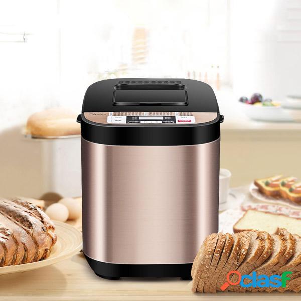 Máquina multifuncional para hacer pan del hogar Rociador