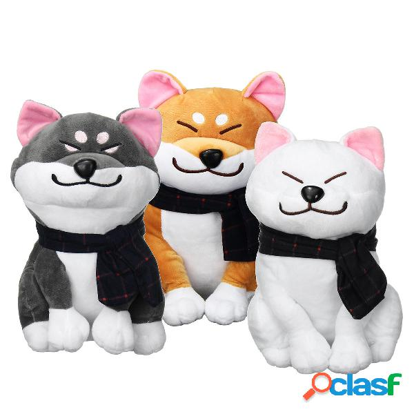 Muñeco de peluche de juguete de peluche de Kawaii, perrito