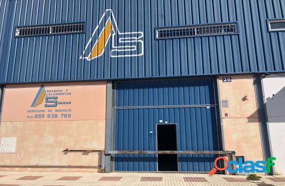 Nave Industrial en venta en CAMIÑO CONSTANTINO, Alcalá del