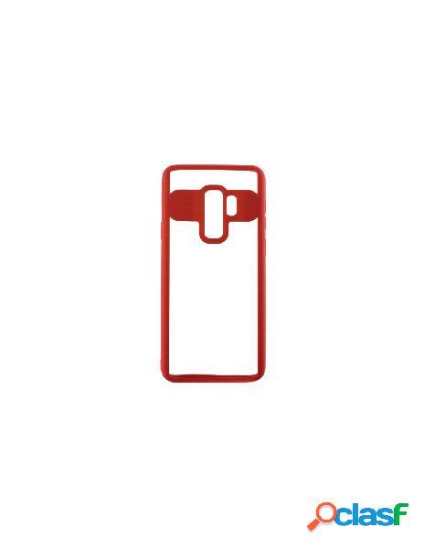 New Bumper Rojo Samsung Galaxy S9 Plus