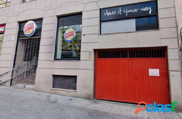 PLAZAS DE GARAJE EN PLAZA DE ESPAÑA DESDE 35.500 € a