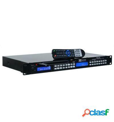 POWER DYNAMICS 172.700 PDC-60 RADIO REPRODUCTOR USB/CD