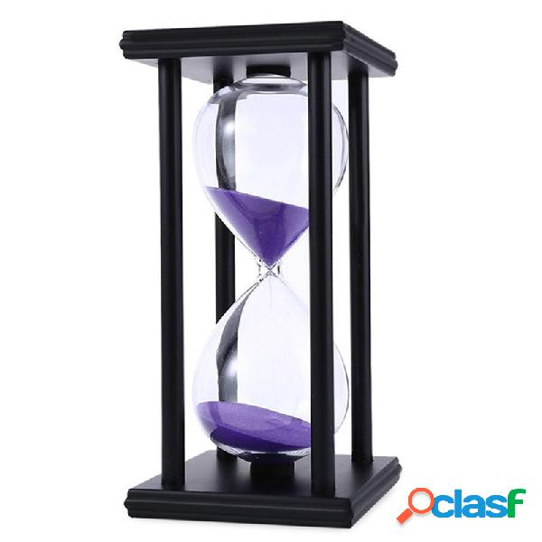 Reloj de arena de 60 minutos Temporizador Reloj de arena