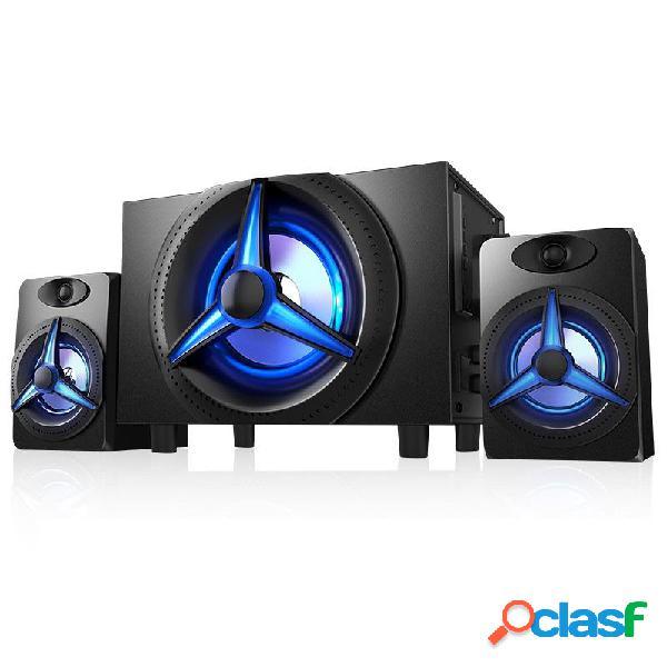 SAD K9 Bluetooth 5.0 Altavoces Desktop 2.1 Altavoces HiFi