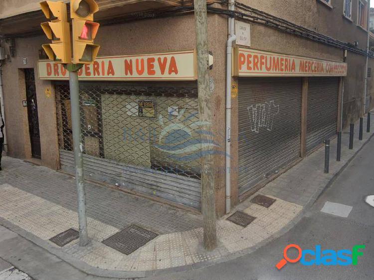 Se vende local comercial en Es Coll d'en Rabassa