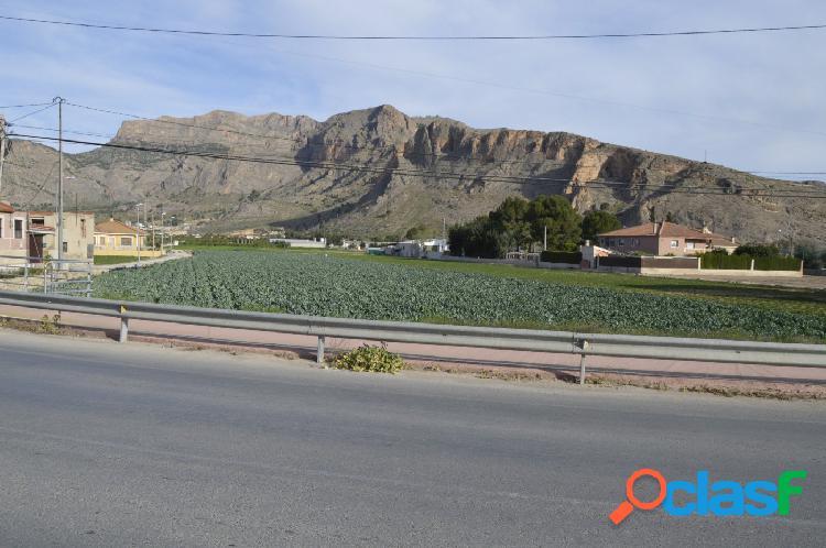 Se vende parcela agraria de 6.841m2 en Orihuela, zona de