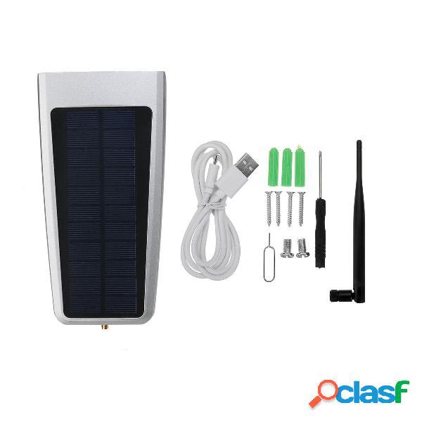 Solar al aire libre HD Visión Nocturna Teléfono Móvil