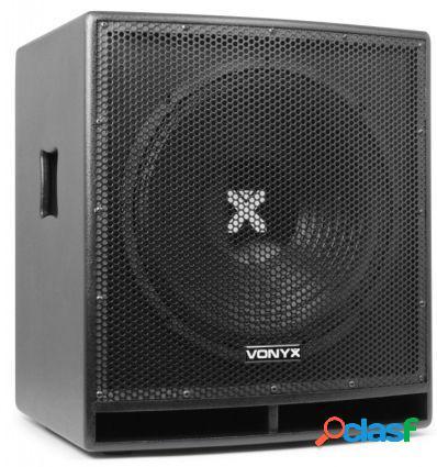 VONYX 170.823 SWP15 PRO SUBWOOFER ACTIVO 800W
