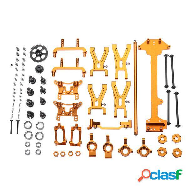 WLtoys 1/18 A949 A959 A969 A979 K929 Kit de piezas de metal