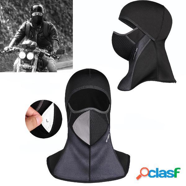 Wheel up Winter Warm Ski Motorcycly Cycling Face Mascara