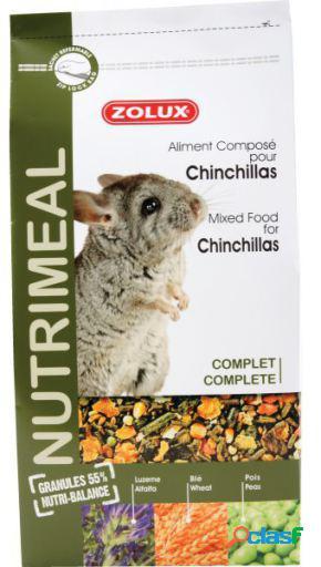 Zolux Nutrimeal Alimento Chinchilla 800 GR