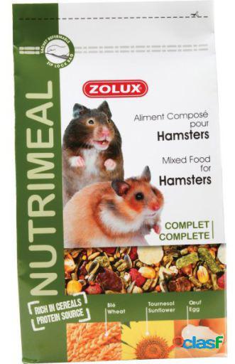 Zolux Nutrimeal Alimento Hamster 600 GR