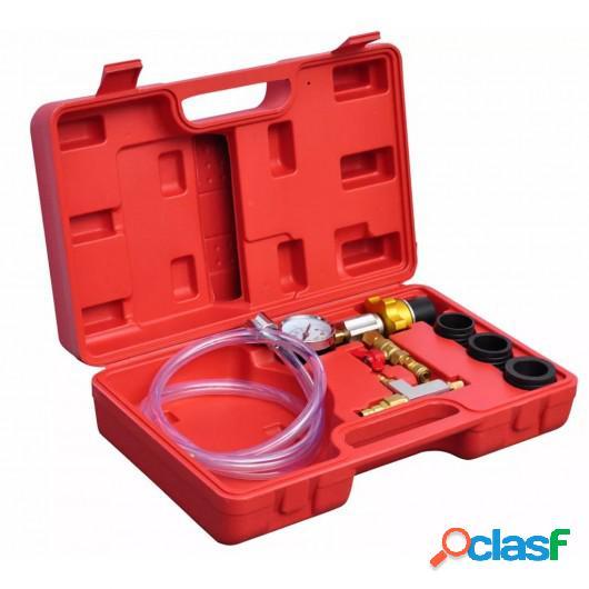 6-Pieza Kit de refrigeración de vacío Sistema de Purga y