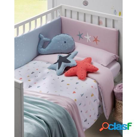 Baby Clic - Protector De Cuna 60 Ocean Baby Clic