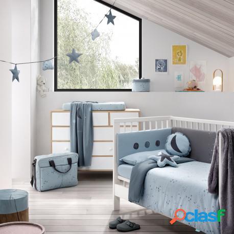 Baby Clic - Set De 2 Cojines Decorativos Cosmos Baby Clic