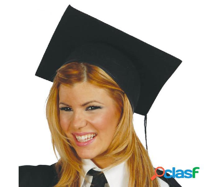 Birrete de Estudiante o Graduado de fieltro