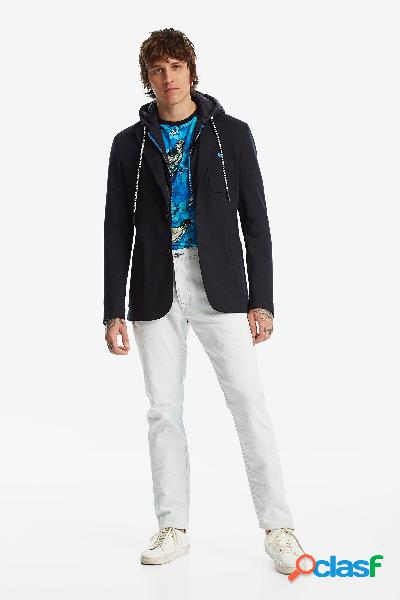 Blazer chaqueta deportiva - BLUE - 52