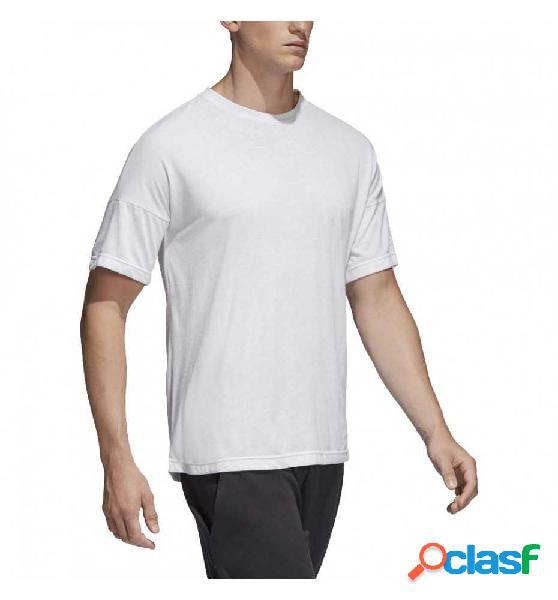 Camiseta Casual Adidas Zne Tee 2 Blanco M