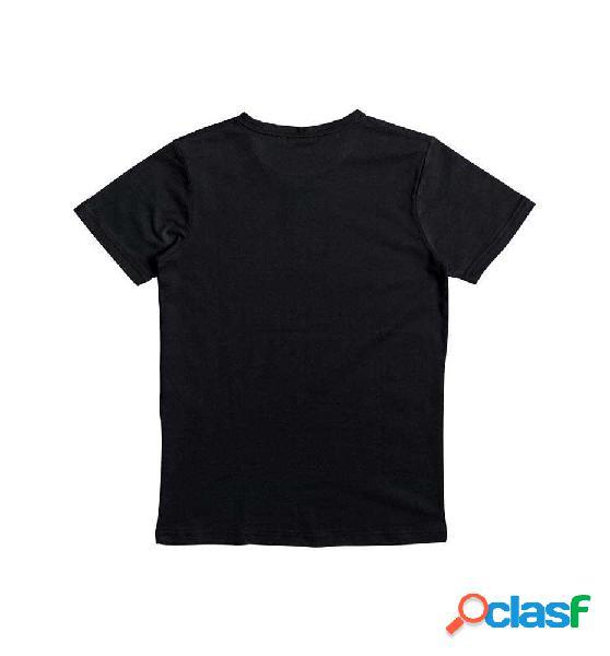 Camiseta Casual Quiksilver Highwaytoswetyt B Tees 10 Negro