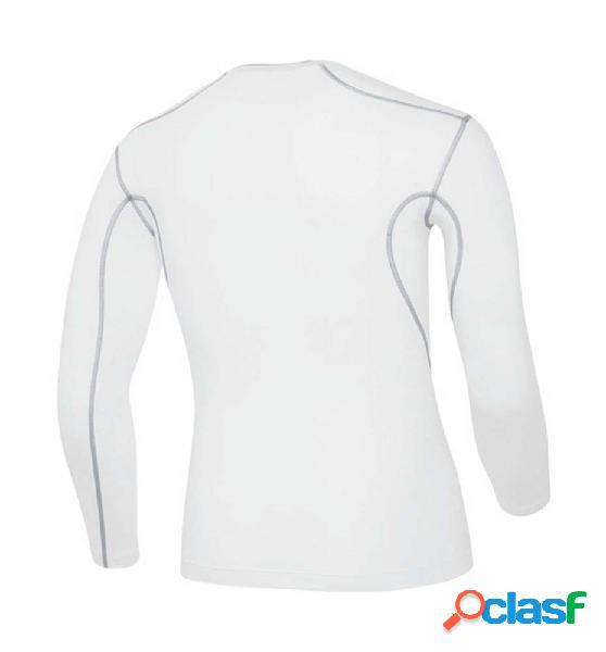Camiseta Compresión Blanca Casual Nike Compress Blanco Xl