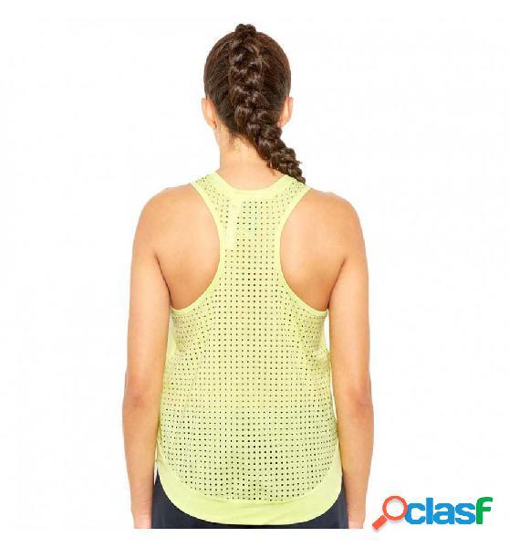 Camiseta De Tirantes Para Running Adidas W Zne Tank Amarillo