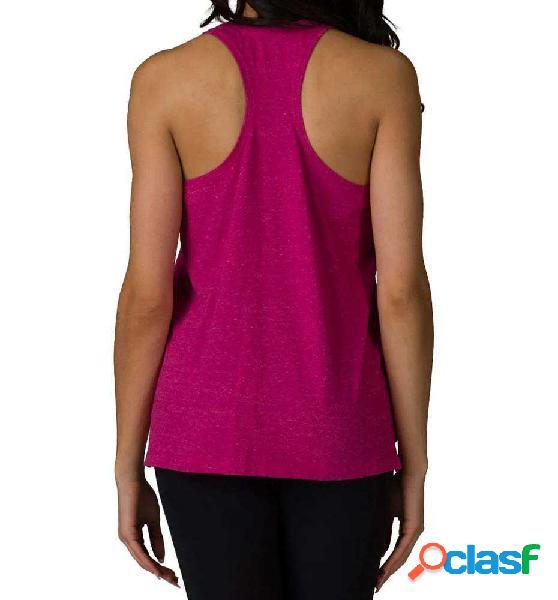 Camiseta Fitness Mujer Nike W Vintage Tank Lila M
