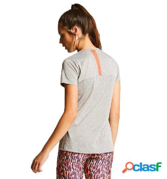 Camiseta Fitness Niña Regatta Aspect Tee 12 Gris