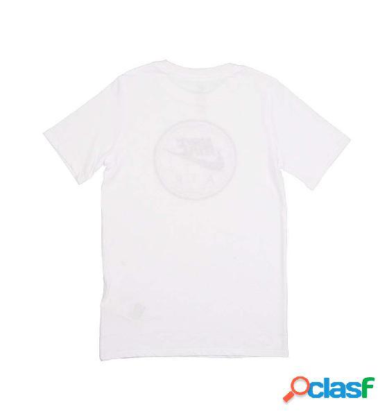 Camiseta Fitness Nike B´s Nike Sportswear T-shirt Blanco S