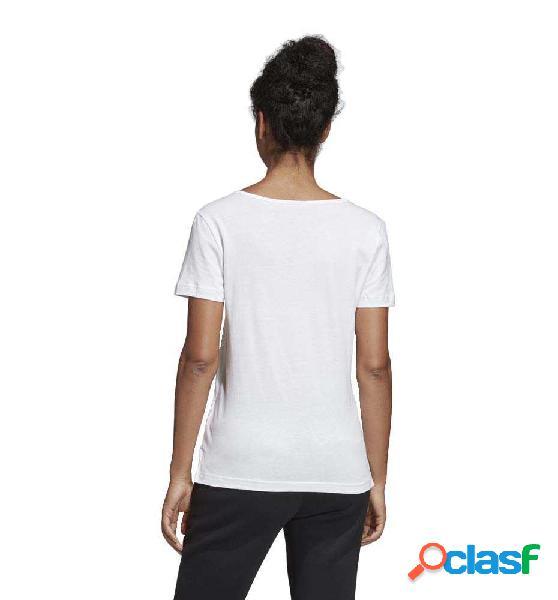 Camiseta M/c Casual Adidas Bos Special Tee Blanco M