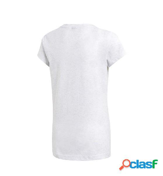 Camiseta M/c Casual Adidas Yg Id Winner T 164 Blanco