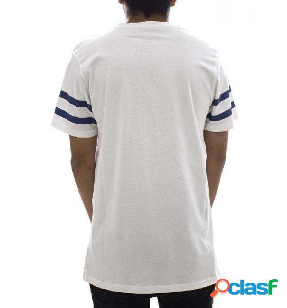 Camiseta M/c Casual New Era Los Angeles Dodgers Mlb Team