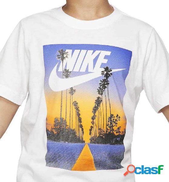 Camiseta M/c Casual Nike Sportswear Blanco S