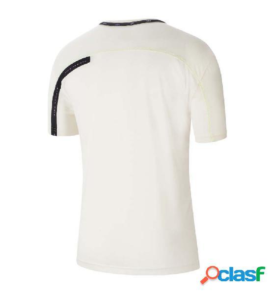 Camiseta M/c Fitness Nike Dry Top Ss Px Blanco M