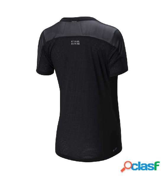 Camiseta M/c Running New Balance Impact Run Ss Negro S