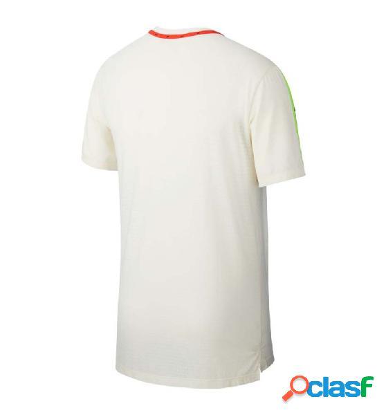 Camiseta M/c Running Nike M Nk Wild Run Top Ss Blanco M