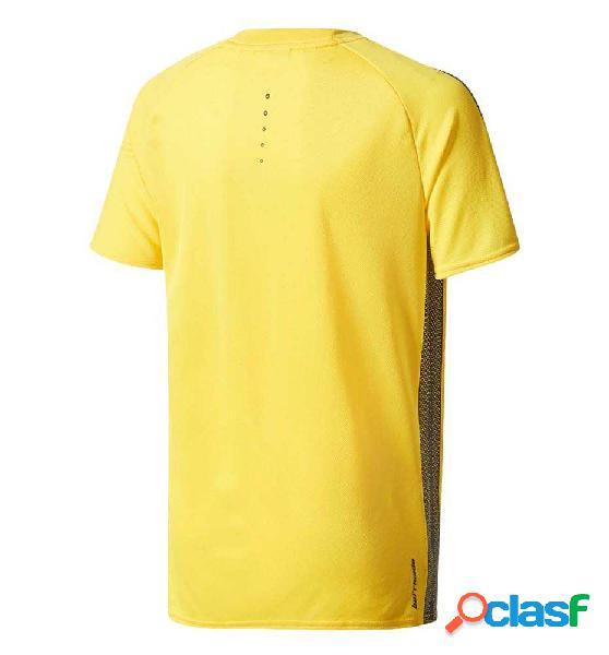 Camiseta Padel Adidas Camiseta B Barricade 152 Amarillo