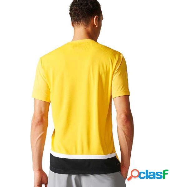 Camiseta Padel Adidas Club Amarillo M