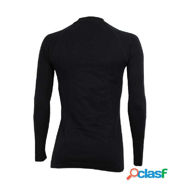 Camiseta Térmica Unisex Running Lurbel Rex S2s M Negro