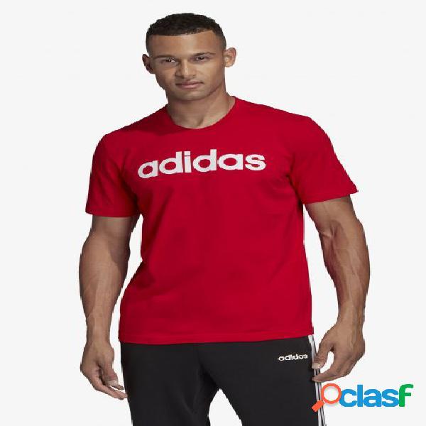 Camiseta casual adidas e lin hombre