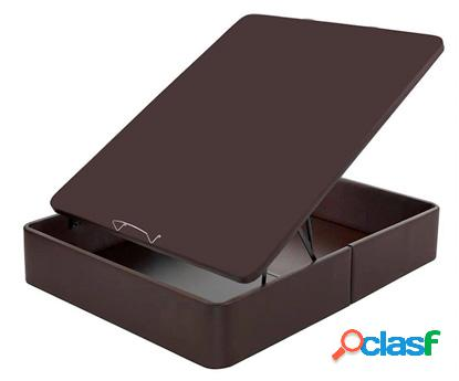 Canapé Flex abatible Tapizado Polipiel Tapa 3D - 90X190