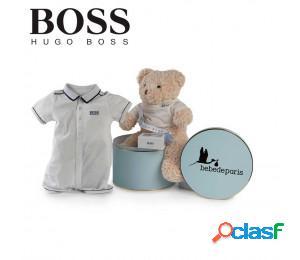 Canastilla bebé hugo boss casual niño